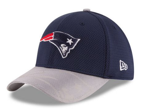 New England Patriots NFL16 Sideline 39THIRTY Flex Fit Cap By New Era