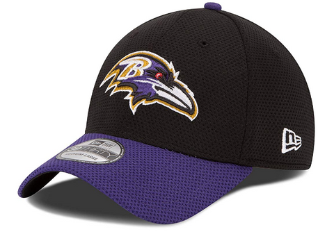 Baltimore Ravens NFL15 Training Camp 39Thirty Flex Fit Hat