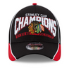 Chicago Blackhawks 2015 Stanley Cup Champions 39Thirty Flex Fit Cap - Pro Jersey Sports - 2