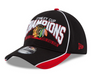 Chicago Blackhawks 2015 Stanley Cup Champions 39Thirty Flex Fit Cap - Pro Jersey Sports - 3