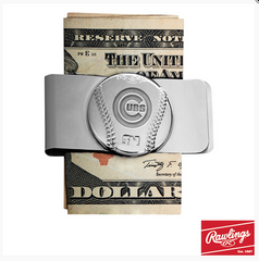 Chicago Cubs Money Clip-Rawlings - Pro Jersey Sports