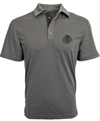 Chicago Blackhawks Affirmed Shadow Polo By Levelwear - Pro Jersey Sports
