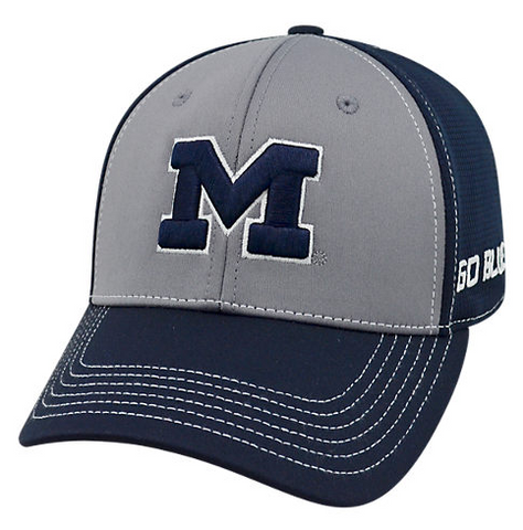 Top Of The World Michigan Wolverines Dynamic Flex Fit Hat