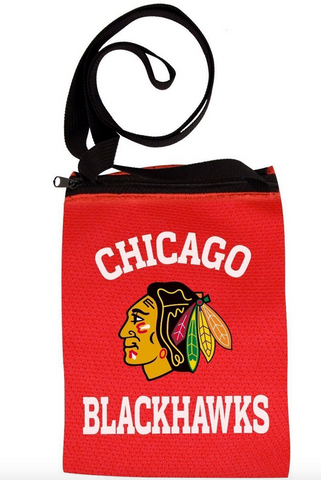 Chicago Blackhawks NHL Gameday Jersey Pouch by Little Earth