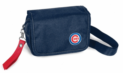 Chicago Cubs Ribbon Waist Pack Purse - Pro Jersey Sports