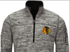 Chicago Blackhawks Mens Fast Pace Track Jacket By GIII - Pro Jersey Sports - 2