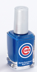 Chicago Cubs Nail Polish - Pro Jersey Sports - 1