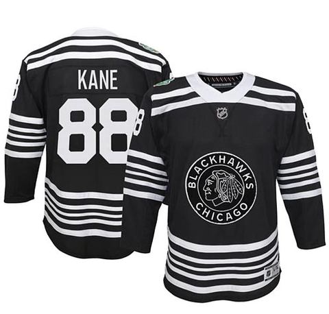 Youth Patrick Kane Chicago Blackhawks 2019 Winter Classic Premier Jersey