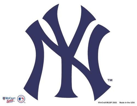 "New York Yankees MLB 5"" X 6"" Multi-Use Decal"