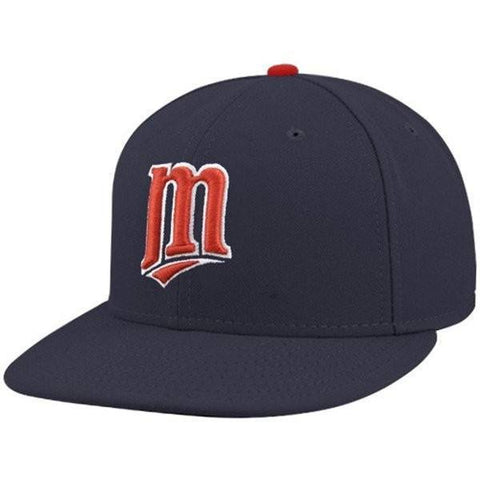 MLB Minnesota Twins Authentic On Field Alternate 59Fifty Fitted Cap