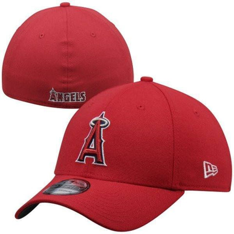 Los Angeles Angels of Anaheim New Era Team Classic 39THIRTY Cap