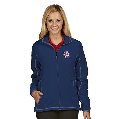 "Chicago Cubs Women's ""Ice"" Polar Fleece Jacket by Antigua"