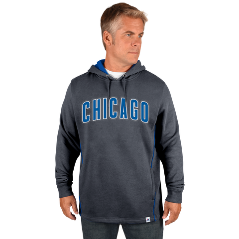 Men's Chicago Cubs Train Like an Athlete Hooded Sweatshirt