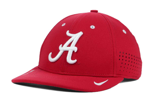 Alabama Crimson Tide One Size Nike Swoosh NCAA Sideline Cap