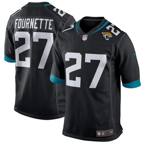 Youth Jacksonville Jaguars Leonard Fournette Nike Black New 2018 Game Jersey