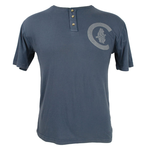 Men's MLB Chicago Cubs Luther Henley T-Shirt
