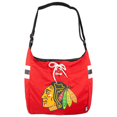 Chicago Blackhawks Team Jersey Tote - Pro Jersey Sports