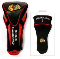 Chicago Blackhawks NHL Driver Golf Head Cover - Pro Jersey Sports