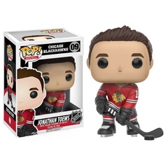 NHL Chicago Blackhawks Jonathan Toews Funko POP Vinyl Figure