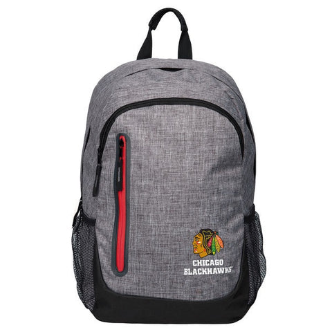 Chicago Blackhawks Bold Color Backpack By FOCO