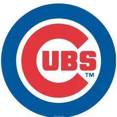 "CHICAGO CUBS 12"" OFFICIAL LOGO CAR MAGNET - Pro Jersey Sports"