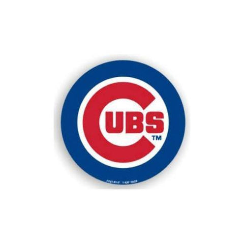 Fremont Die Chicago Cubs 12 inch Magnet - Pro Jersey Sports