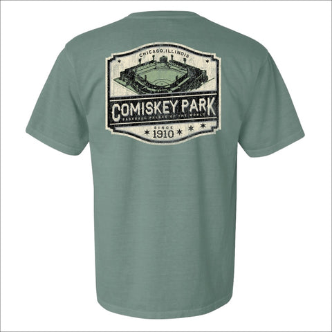 Men's Comiskey Park Mountain Spruce Tee