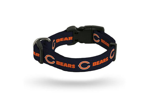 Chicago Bears Navy NFL Pet Collar