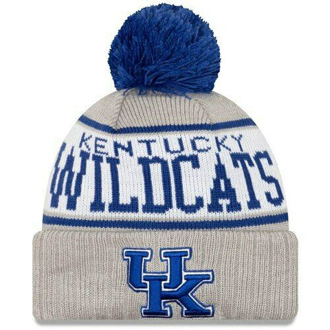 Kentucky Wildcats New Era Stripe Knit Hat