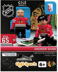 Chicago Blackhawks #65 Andrew Shaw Chicago Blackhawks Center OYO