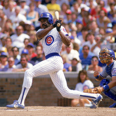 Andre Dawson Chicago Cubs Action Photo (8X10)