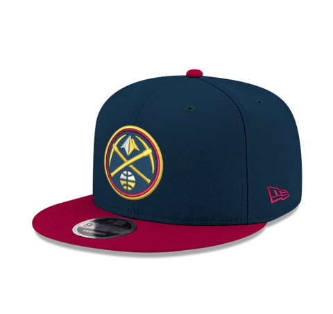 Denver Nuggets 2Tone Alternate Team Color Snapback Hat