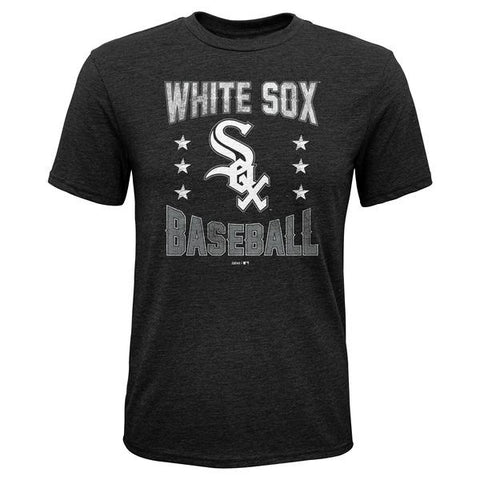 Youth MLB Chicago White Sox Triple Play Triblend Tee