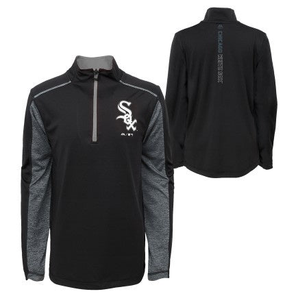 Youth Chicago White Sox Club Series 1/4 Zip Pullover