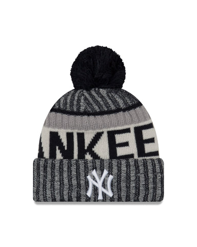 New York Yankees Sport Knit Hat By New Era