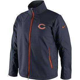 Chicago Bears Sideline Shell Jacket