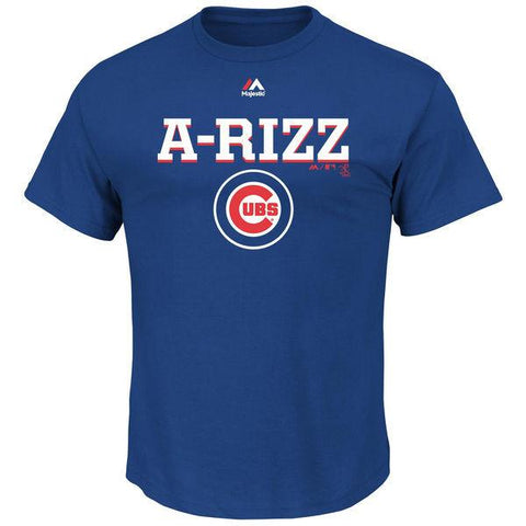 Men's Chicago Cubs Anthony Rizzo - In for the Win Player T-Shirt