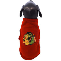 All Star Dogs Chicago Blackhawks Outerwear Pet Jacket