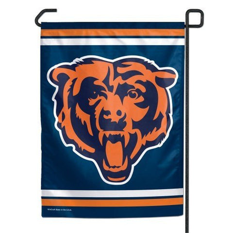 "CHICAGO BEARS Garden flag 11"" x 15"" - Pro Jersey Sports"