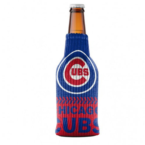 Chicago Cubs Knit Cooler