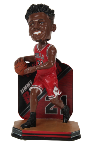 Jimmy Butler Chicago Bulls 2016 NBA Name and Number Bobblehead Forever Collectibles