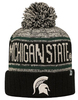 "Michigan State Spartans NCAA Top of the World ""Acid Rain"" Cuffed Knit Hat"