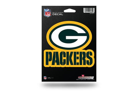 Green Bay Packers Medium Die-Cut Decal By Rico