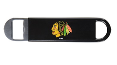 Chicago Blackhawks NHL Vinyl Coated Bottle Opener