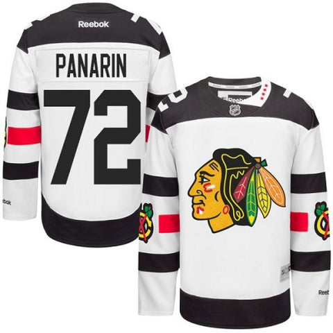 Artemi Panarin Chicago Blackhawks 2016 Stadium Series Authentic EDGE Jersey - Pro Jersey Sports - 1