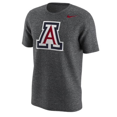 Arizona Wildcats Nike Gray Heather Performance T-Shirt