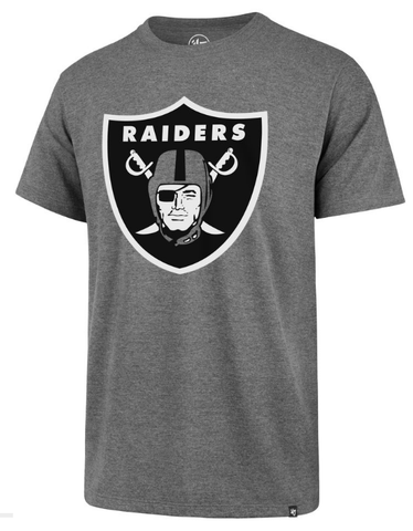 Men's Las Vegas Raiders NFL Imprint Club Tee By '47 Brand