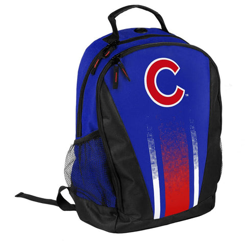 Chicago Cubs Striped Prime Time Backpack