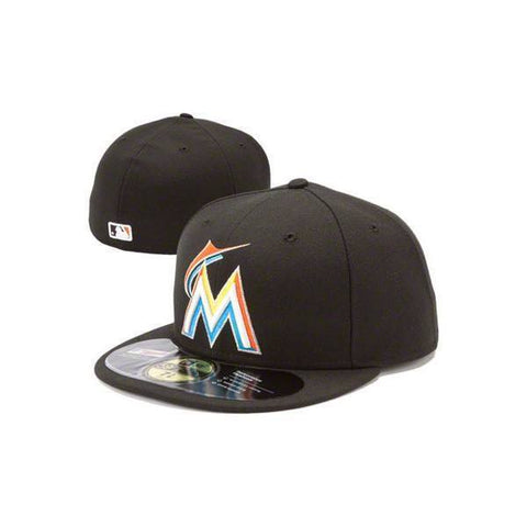 Miami Marlins Home Authentic On-Field 59FIFTY Fitted Hat
