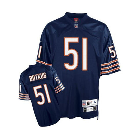 Womens Chicago Bears Dick Butkus Premier Jersey